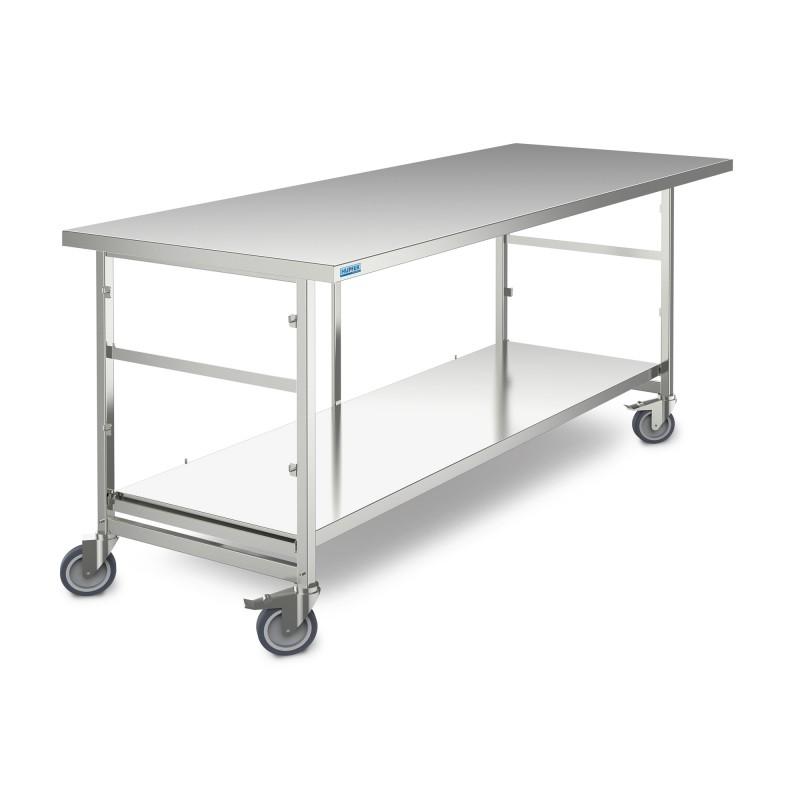 mobile packing table 1 447 750 900 mm hupfer rh hupfer com