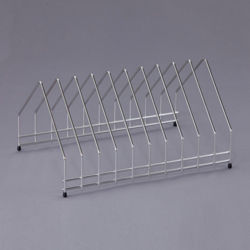 Cutting board holder for 10 cutting boards, Max 400 mm board